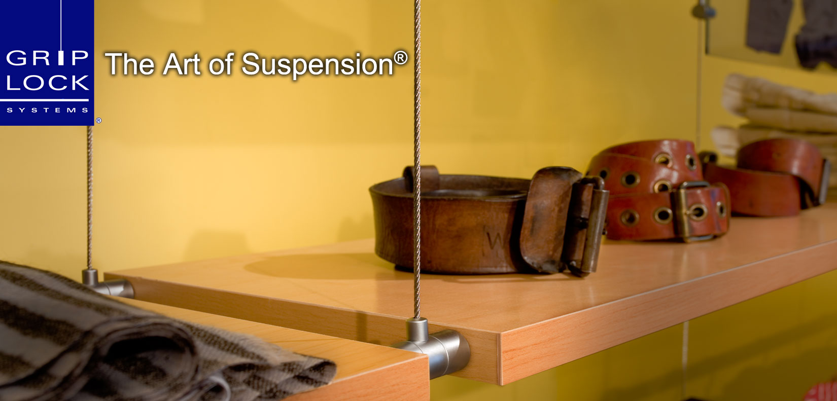 Display Suspension Systems | The Art of Suspension®