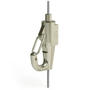 15-GHA Snap Hook Gripper Art Cable Suspension