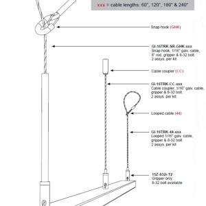 track lighting kit