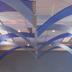 Suspended Ceiling & Clouds